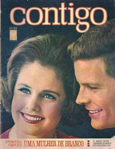 Contigo Nº 2 - Para Colecionadores - Fotonovelas - 1963