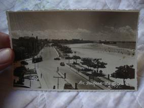 Cartão Postal Antigo Av Duque Caxias Maceio Al