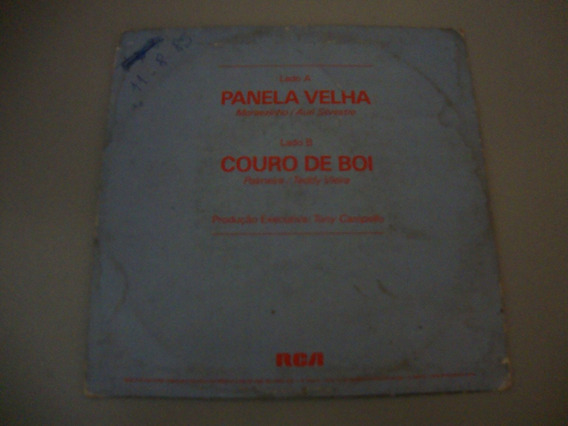 Vinil Compacto Simples Sérgio Reis - 1984 -