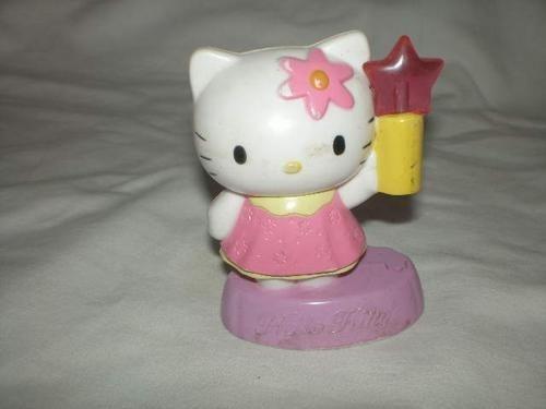 Miniatura De Boneca Hello Kitty Fada Da Sanrio Tamanho 8cm