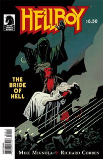 Hellboy The Bride Of Hell (2009) Mike Mignola