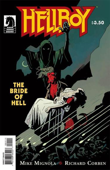 Hellboy The Bride Of Hell (2009) Mike Mignola