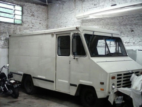 Chevrolet Gruman Foodtruck Equipamiento