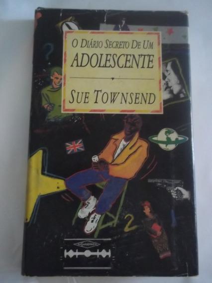 Livro Diário Secreto De Um Adolescente, De Sue Townsend