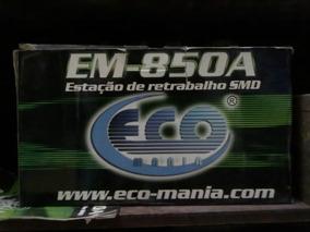 Estação Solda Retrabalho Est-em850a - Oportunidade