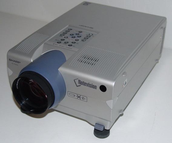 Projetor Sharp Xg-p10xu 3000 Ansilumens