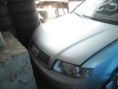 Sucata A4 1.8 20v Turbo Tip. Pra Tirar Peças Motor Cambio