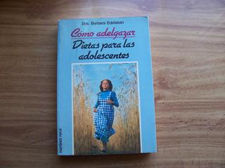 Dietas Para Las Adolescentes-bárbara Edelstein-edi-roca-mn4