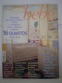 Revista Decoração Para Bebes Especial Casa