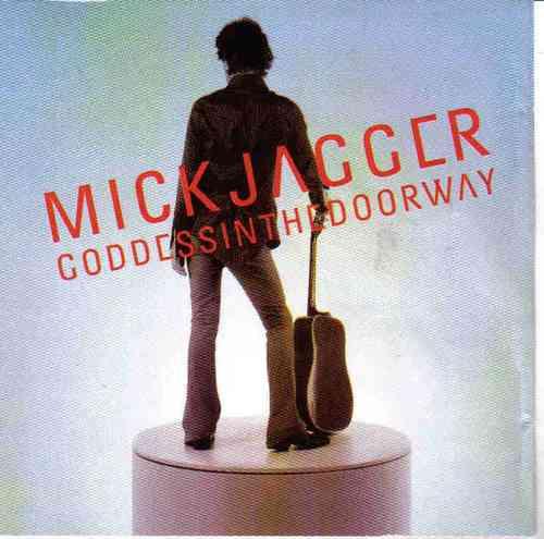 Mick Jagger Coddessinthedoorway Rolling Stones Frete Grátis
