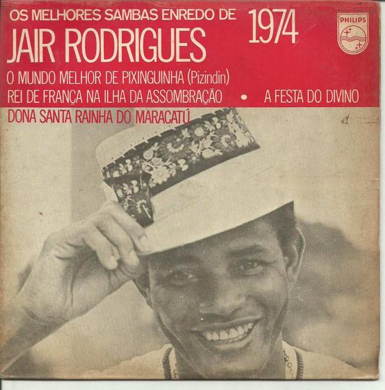Jair Rodrigues Os Melhores Sambas Enredo De 1974