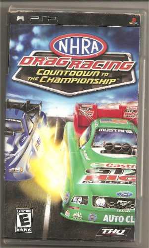 Game Nhra Drag Racing Umd Psp Frete Gratis Para Minas Ger