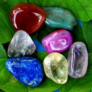 Cuarzos 7 Chacras Piedras Naturales Sanacion - Reiki Desde