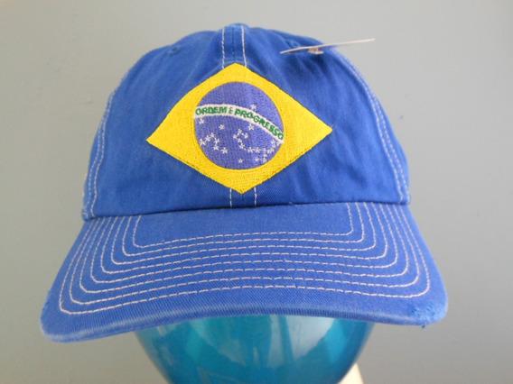 Gorra Brasil Futbol adidas Ajustable