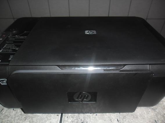 Carcaça Da Impressora Hp Deskjet F4480.