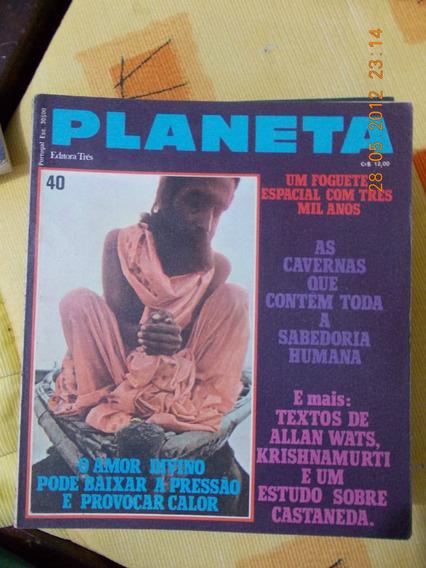 Planeta - Janeiro 1976 O Amor Divino Pode Baixar A Pressão