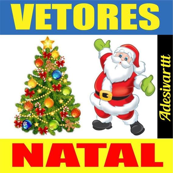 Vetores Estampas Natal + 50.000 Mil Vetores - Links Premium