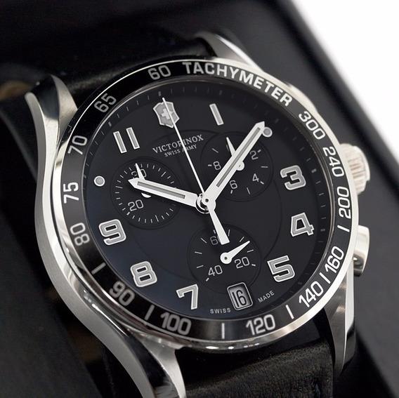 Relógio Masculino Victorinox 241493 Swiss Army Chrono