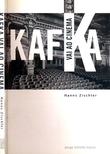 Kafka Vai Ao Cinema Livro Saldão