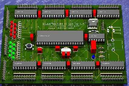 Interface Usb 32 Ent.,32 Saidas Digital Controle E Robotica