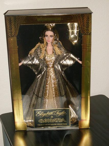 Barbie Elizabeth Taylor * Cleopatra * Rainha Egito