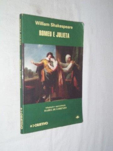 William Shakespeare - Amor E Julieta - Infanto Juvenil