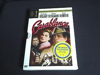 Dvd Casablanca Duplo Capa Com Luva (lacrado De Fabrica)