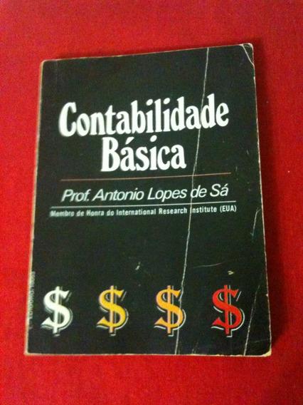 Livro Contabilidade Básica