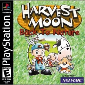 Pacth Harvest Moon Back To Nature Ps1 Ps2