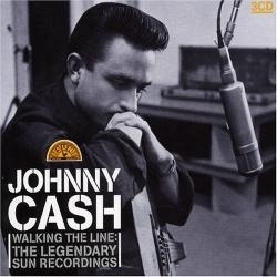 Johnny Cash - Walking The Line | Box 3 Cds | Lacrado
