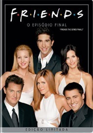 Friends O Episodio Final Ed.ltda Dvd