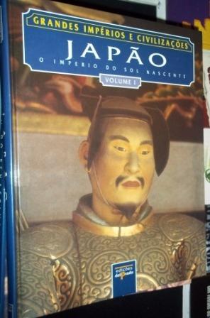 Col. Grandes Impérios - Japão Vols 1 E 2 (frete Grátis)