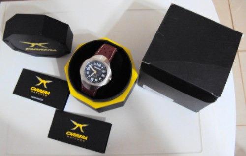 Relógio Suíço Carrera (novo)