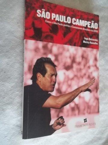 * Livro - São Paulo Campeão - Esporte