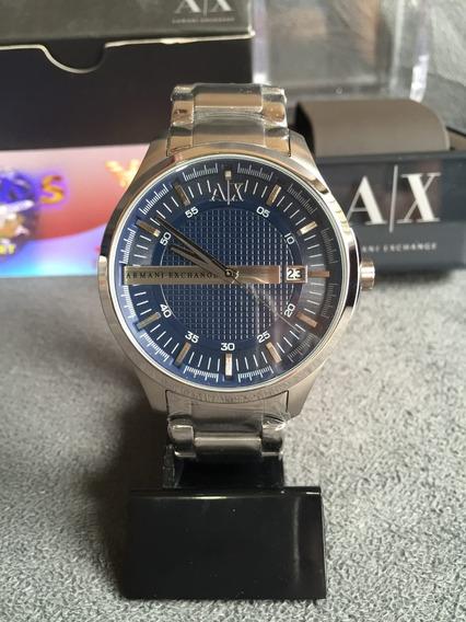 Relogio Armani Exchange Ax2132 Original Completo Com Caixa