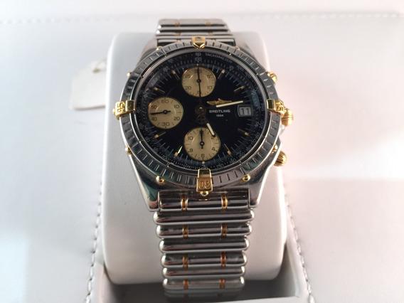 Reloj Breiteling Chronomat Evolution Acero Oro Chronograph