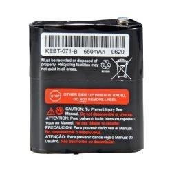 Kit C/ 2 Bateria Walk Talk T200mc T200 Mc Talkabout Motorola