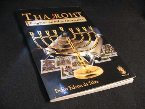 Tharoht Enigmas Do Velho Testamento - Silva, Pedro Edson Da.