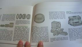 Canon Lentes Wonderland. Máq. Fotográfica.manual, Instruções