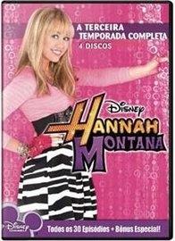 Dvd Box Hannah Montana - 3a Temporada Completa - Imperdível