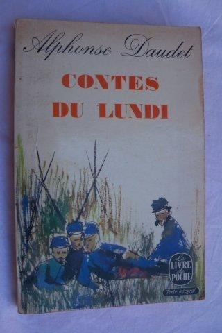 Alphonse Daudet - Contes Du Lundi - Literatura Estrangeira