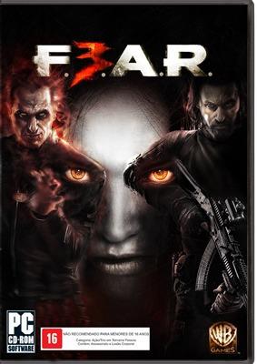 Pc Fear 3 - Original - Lacrado - Legendado Em Português
