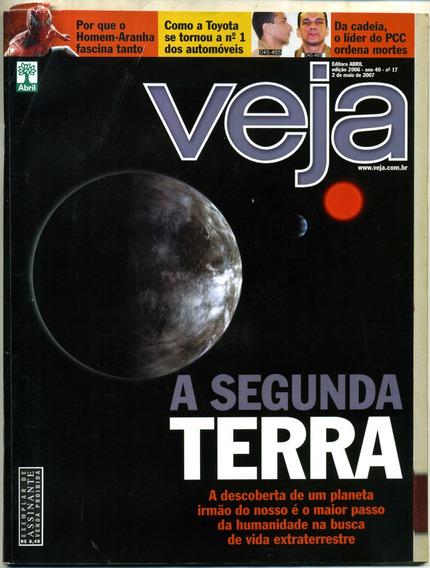 Veja Nº 2006 - 2 De Maio De 2007