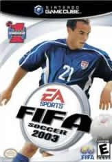 Game Cube Fifa 2003