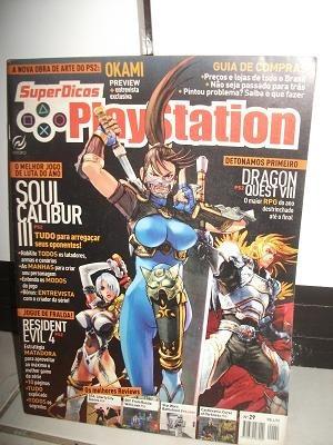 Revista - Superdicas Playstation Nº 29