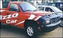 Capa Protetora Frontal Para Automoveis. Linha Dodge