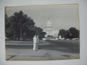 Foto Antiga Estados Unidos Washington 40 Cm X 29,5 Cm