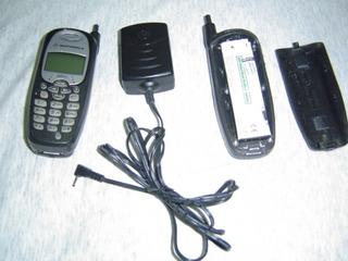2 Motorolas I550 Plus Nextel C/carregador Bateria C/problema