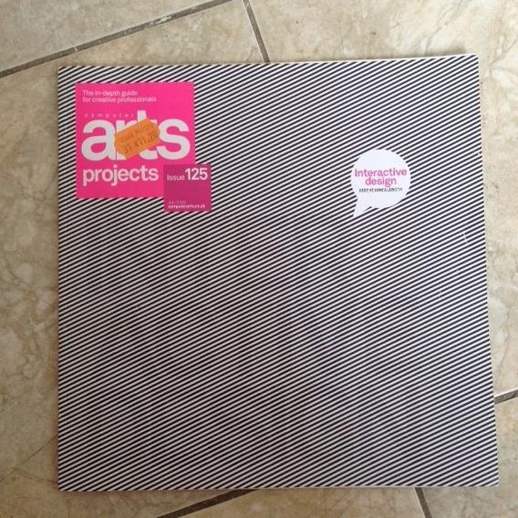Revista Computer Arts Projects Issue 125 Jul2009 Interactive