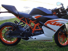 Ktm Rc 200 Financiamos Sin Interes